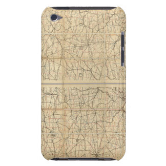 Ohio Postal Route iPod Touch Case-Mate Case