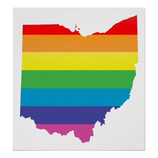 ohio pride. posters