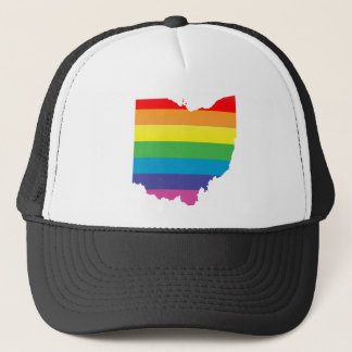 ohio pride. trucker hat