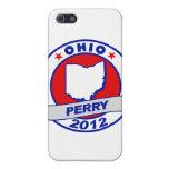 Ohio Rick Perry iPhone 5 Cárcasa