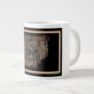 Ohio Rig Up Camo Giant Coffee Mug