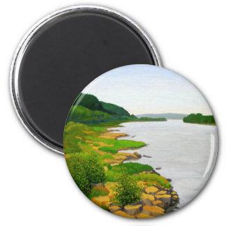 Ohio River magnet