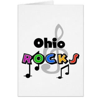 Ohio Rocks Card