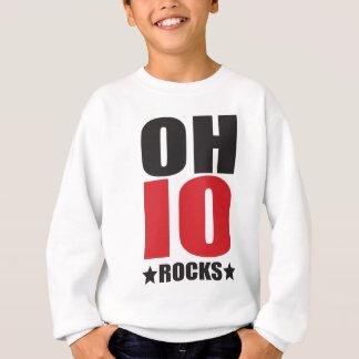Ohio Rocks! State Spirit Gifts and Apparel Sweatshirt