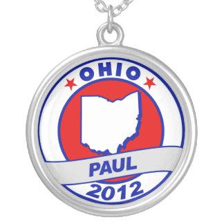 Ohio Ron Paul Necklace