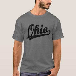 Ohio script logo in black T-Shirt