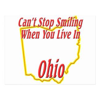 Ohio - Smiling Postcard