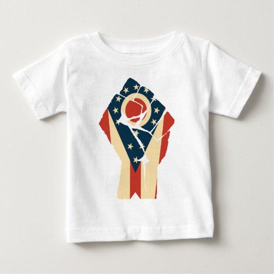 Ohio Solidarity Baby T-Shirt