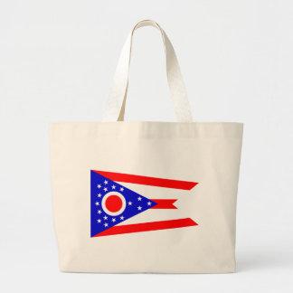 Ohio State Flag bag