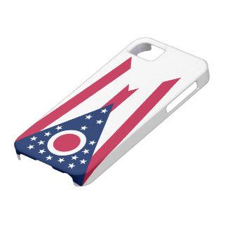 Ohio State Flag iPhone 5 Case