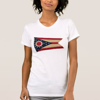 Ohio State Flag VINTAGE T-Shirt