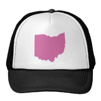 Ohio State Outline Trucker Hat