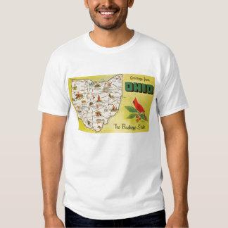 Ohio State Penny Postcard T-Shirt