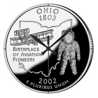 Ohio State Quarter Clock