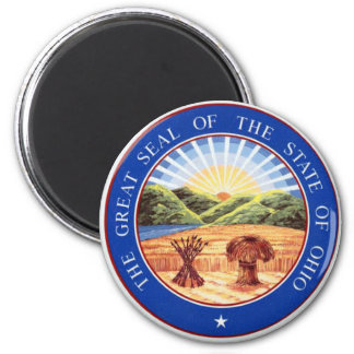 Ohio State Seal Magnet