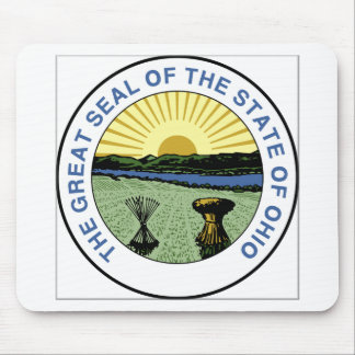 Ohio State Seal Mouse Pad
