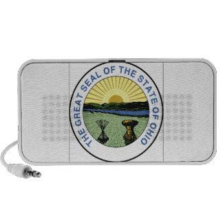 Ohio State Seal Mp3 Speaker