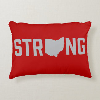 Ohio State Strong Accent Pillow