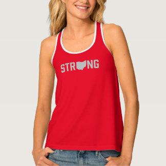 Ohio State Strong Ladies Racerback Tank Top