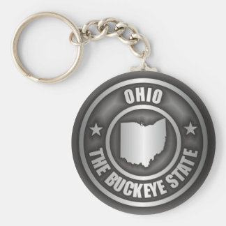 Ohio Steel Keychains