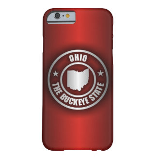 Ohio Steel (Red) Barely There iPhone 6 Case