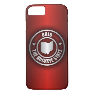 Ohio Steel (Red) iPhone 8/7 Case