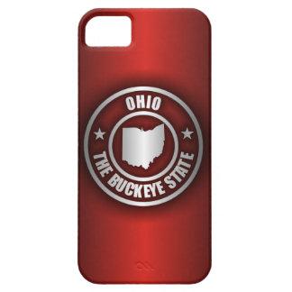 Ohio Steel (Red) iPhone SE/5/5s Case