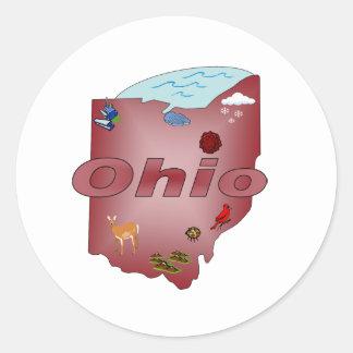 Ohio Sticker