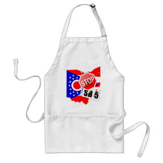 Ohio Stop SB5 Adult Apron