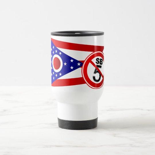 Ohio Stop SB5 Travel Mug