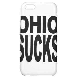 Ohio Sucks Case For iPhone 5C