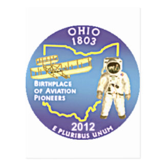 Ohio Tarjeta Postal