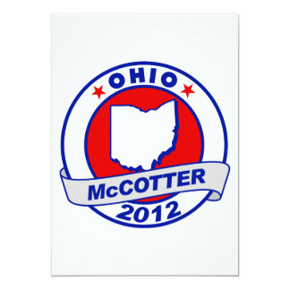 Ohio Thad McCotter Card