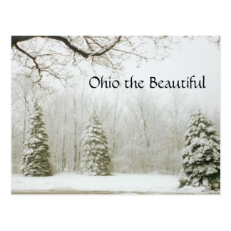 Ohio the Beautiful, 15 Postcard