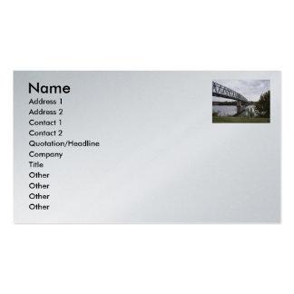 Ohio the Beautiful, 7 Business Card