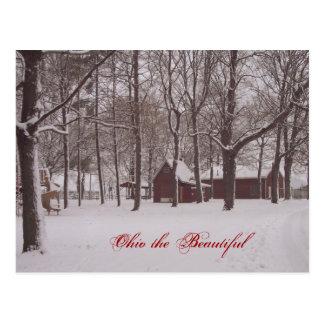 Ohio the Beautiful Postcard