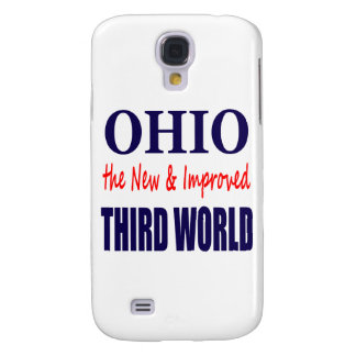 Ohio the New & Improved THIRD WORLD Galaxy S4 Case