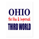 Ohio the New & Improved THIRD WORLD Post Cards