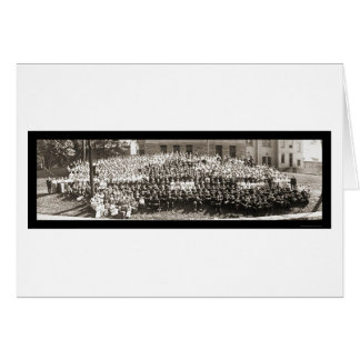 Ohio University Athens Photo 1914 Card
