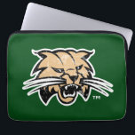 """Ohio University Distressed Computer Sleeve<br><div class=""""desc"""">Check out these new Ohio University designs! Show off your OU Bobcat pride with these new Ohio University products. These make perfect gifts for the Bobcats student, alumni, family, friend or fan in your life. All of these Zazzle products are customizable with your name, class year, or club. Go Bobcats!...</div>"""