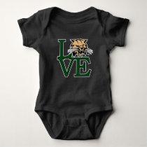 Ohio University Love Baby Bodysuit