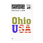 Ohio USA! Postage