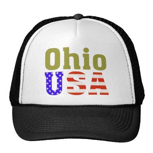 Ohio USA! Trucker Hat