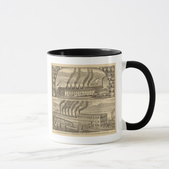 Ohio Valley Pottery, Laughlin Brothers Mug