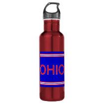 Ohio Water Bottle