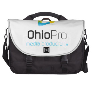 OhioPro Media and Video Productions Laptop Computer Bag
