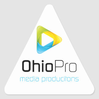 OhioPro Media and Video Productions Stickers