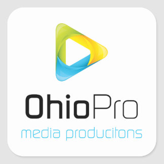 OhioPro Media and Video Productions Sticker