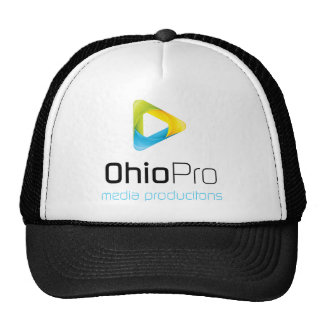 OhioPro Media and Video Productions Trucker Hat