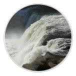 Ohiopyle Falls in Pennsylvania Ceramic Knob